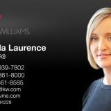 Keller Williams Business Cards – KW-BLKPHOTO-PR